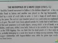 Necropoli di LI MURI