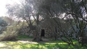 Il nuraghe Albucciu ad Arzachena - Sardegna