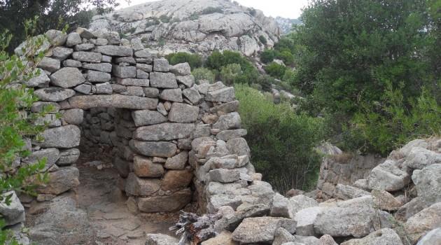 Tempietto di Malchittu ad Arzachena - Sardegna