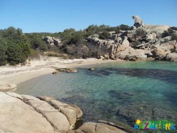 Tre Moniti Baia Sardinia