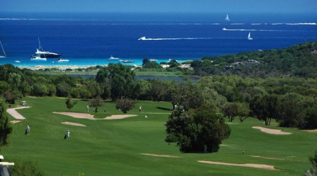Pevero Golf Club a Porto Cervo
