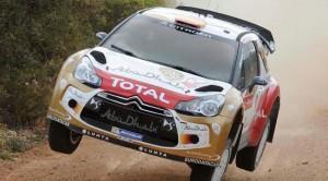 rally di Sardegna 2013